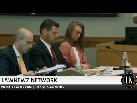 Michelle Carter Trial Opening Statements 06/06/17