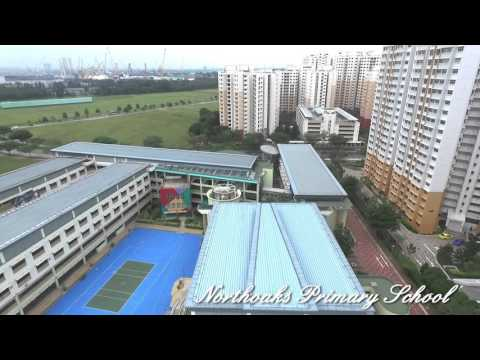 DJI Phantom 3 Pro flight over Admiralty Street
