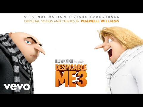 Pharrell Williams & Trey Parker  Hug Me Audio