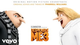 "Pharrell Williams' ""Hug Me"" from the Despicable Me 3 Original Motio..."