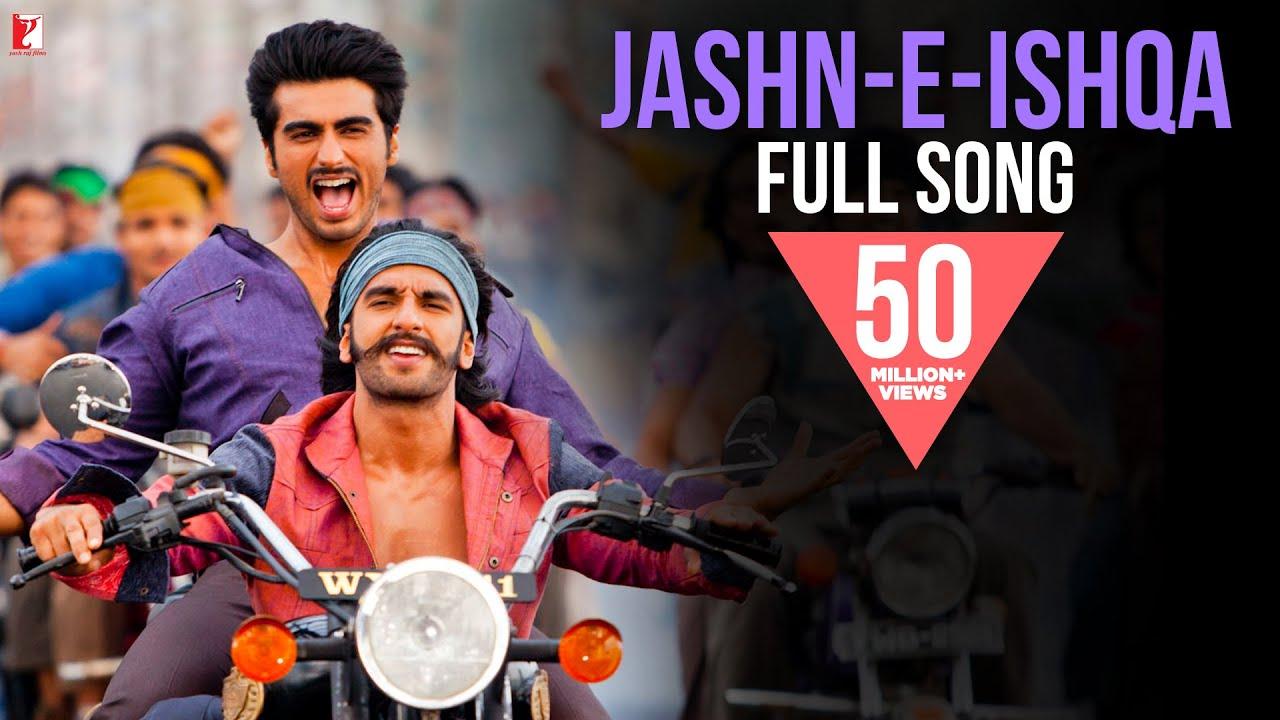 Download Jashn-e-Ishqa | Full  Song | Gunday | Ranveer | Arjun Kapoor | Priyanka | Javed Ali | Shadab Faridi