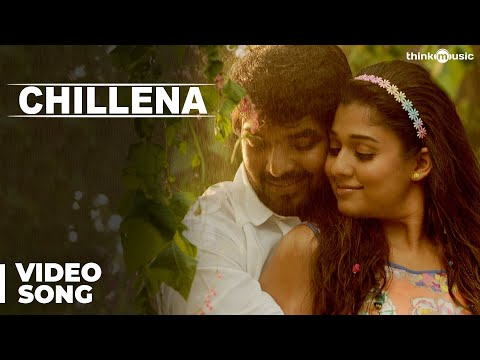 Chillena Official Video Song - Raja Rani Travel Video