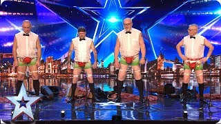 Welsh wonders 'BANGING' performance stuns Judges | Auditions | BGT 2019
