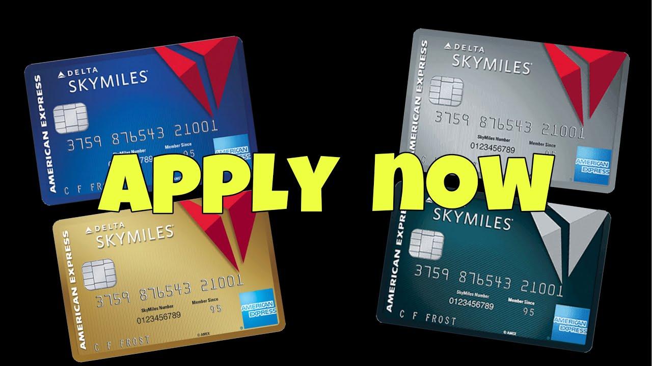Download Delta Skymiles Credit Card