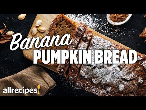 how-to-make-moist-banana-pumpkin-bread-|-easy-bread-recipe-|-allrecipes-at-home