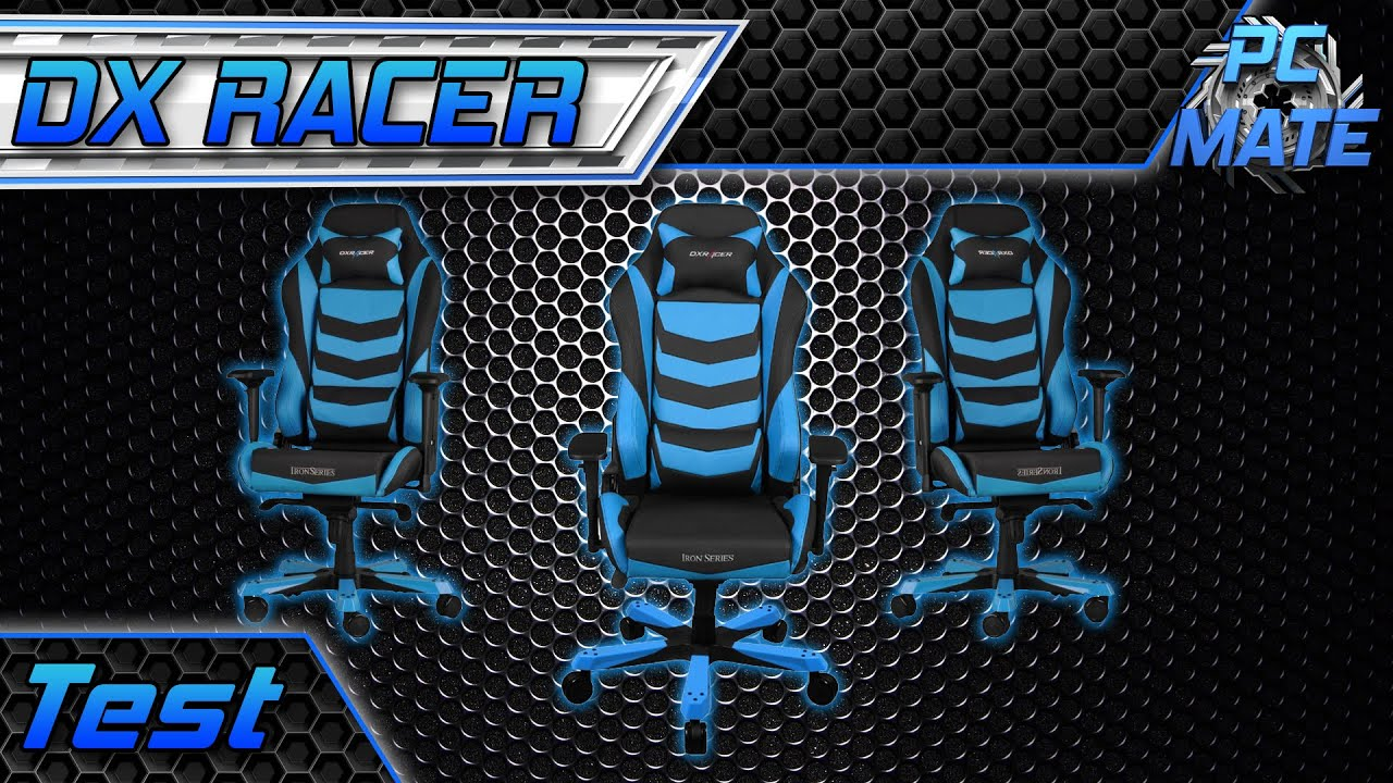 DX RACER Iron Serie