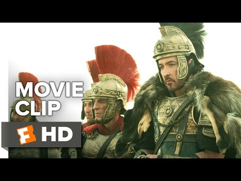 Dragon Blade Movie   Meeting on the Battlefield 2015  John Cusack, Jackie Chan Movie HD