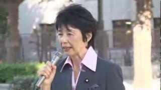 11月6日 紙智子参院議員.