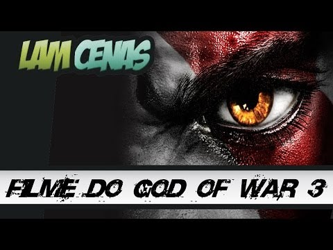 Filme Do God of War 3 HD Dublado