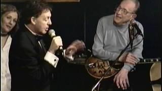 Les Paul with Paul McCartney