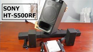 Loa Sony HT-S500RF, Khui hộp Loa Sony HT-S500RF - 0977254396