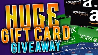 Fortnite massive giveaway happening right now every 25 subs $10 gift card