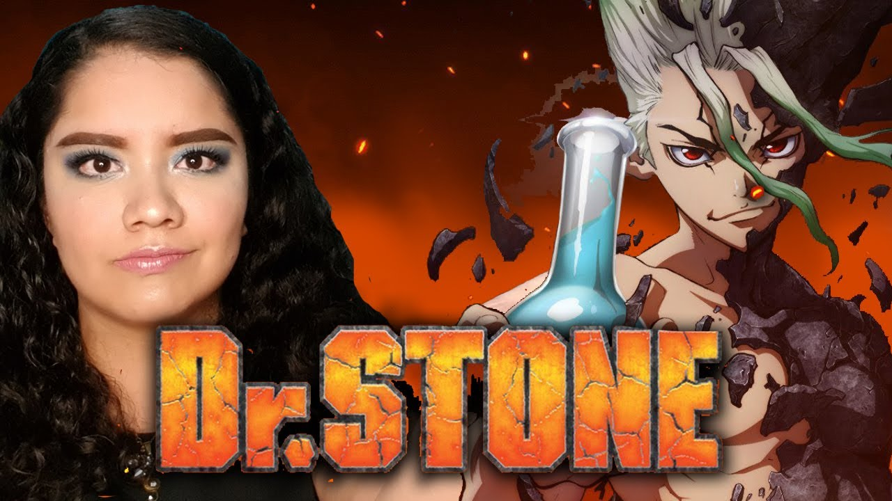 Dr. Stone. Una JOYA imperdible.