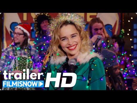 LAST CHRISTMAS (2019) | Trailer ITA della film romantico con Emilia Clarke