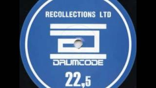 Henrik B - Untitled B (Gaetano Parisio remix) - Recollections Ltd