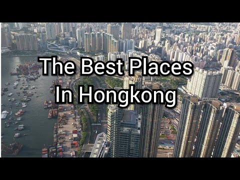 The Best Places In Hongkong-You Must See