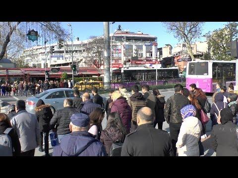 Istanbul. Walk around Beşiktaş.