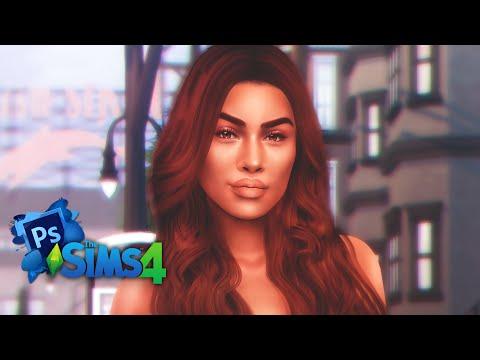 The Sims 4 I Photoshop Speed Edit – Amalia 🌻