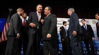 first republican debate already pure insanity