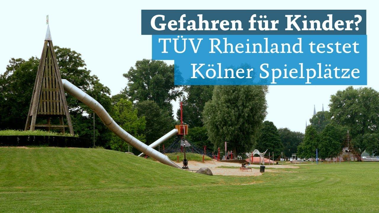 Klettergerüst Kinder Test : Köln: wie sicher sind spielplätze für kinder? tÜv rheinland testet