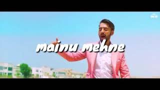SAKHIYAAN Remix | Maninder Buttar | Cheetah | Whatsapp status video | New Punjabi dj song 2019