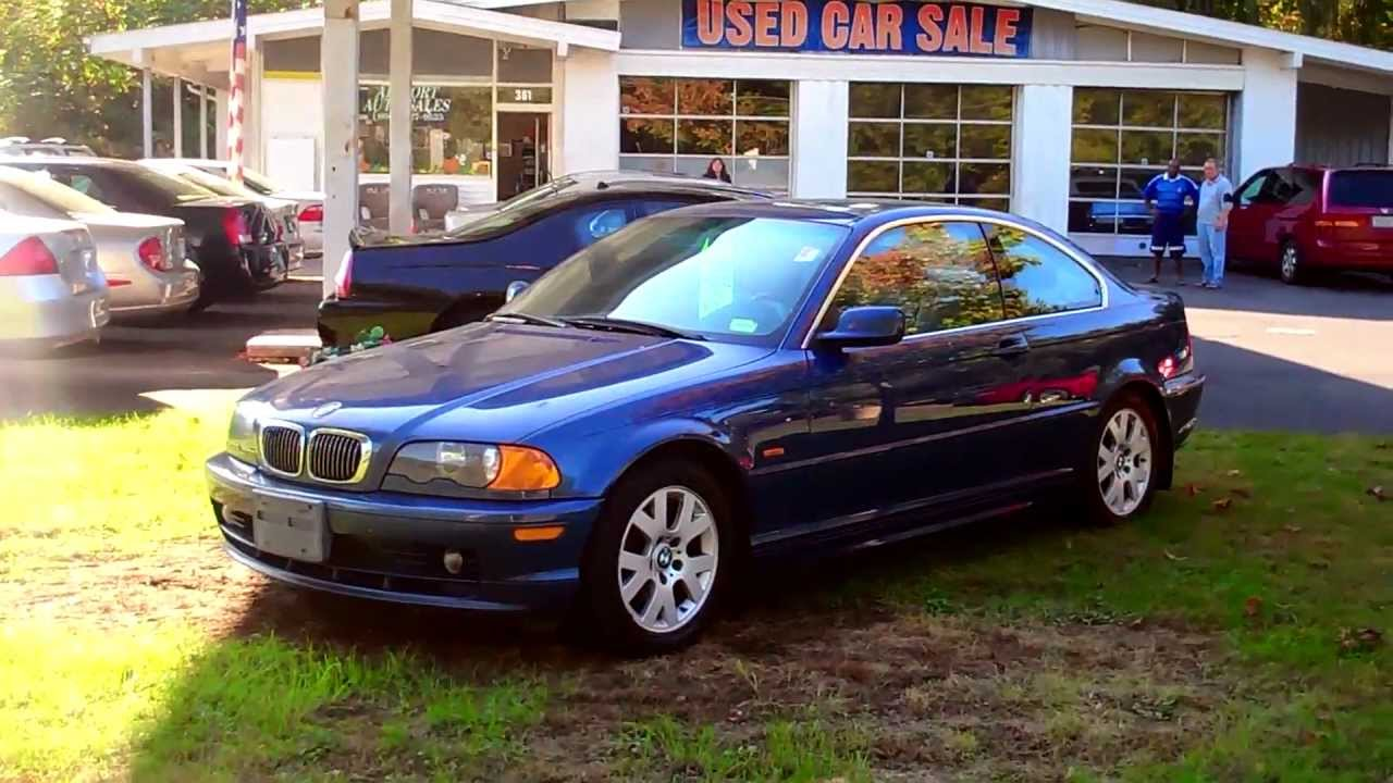 2000 bmw 323ci coupe 2dr 2 5 l6 dohc 24v 5 speed manual youtube rh youtube com BMW 325Ci BMW 325Ci