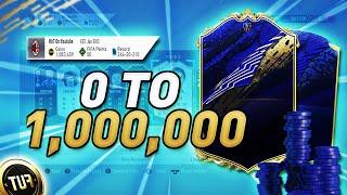 HOW TO MAKE 1 MILLION COINS ON FIFA GUARANTEED! FIFA 20 TRADING TIPS! FIFA 20 ULTIMATE TEAM TRADING!