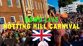 Komo Performs 'Pull Up' | Notting Hill Carnival (Mastermind Stage)