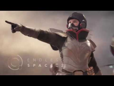 Endless Space 2 - Making of the Unfallen Comics - Trailer |
