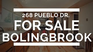 Townhomes For Sale in Bolingbrook