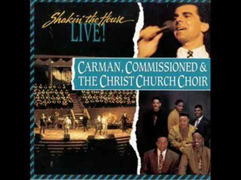 Commissioned 'Live!'  - The Same God