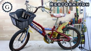 Kid Bicycle Restoration