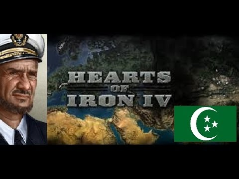 Hearts of Iron IV - Communist Egypt (mod) 1