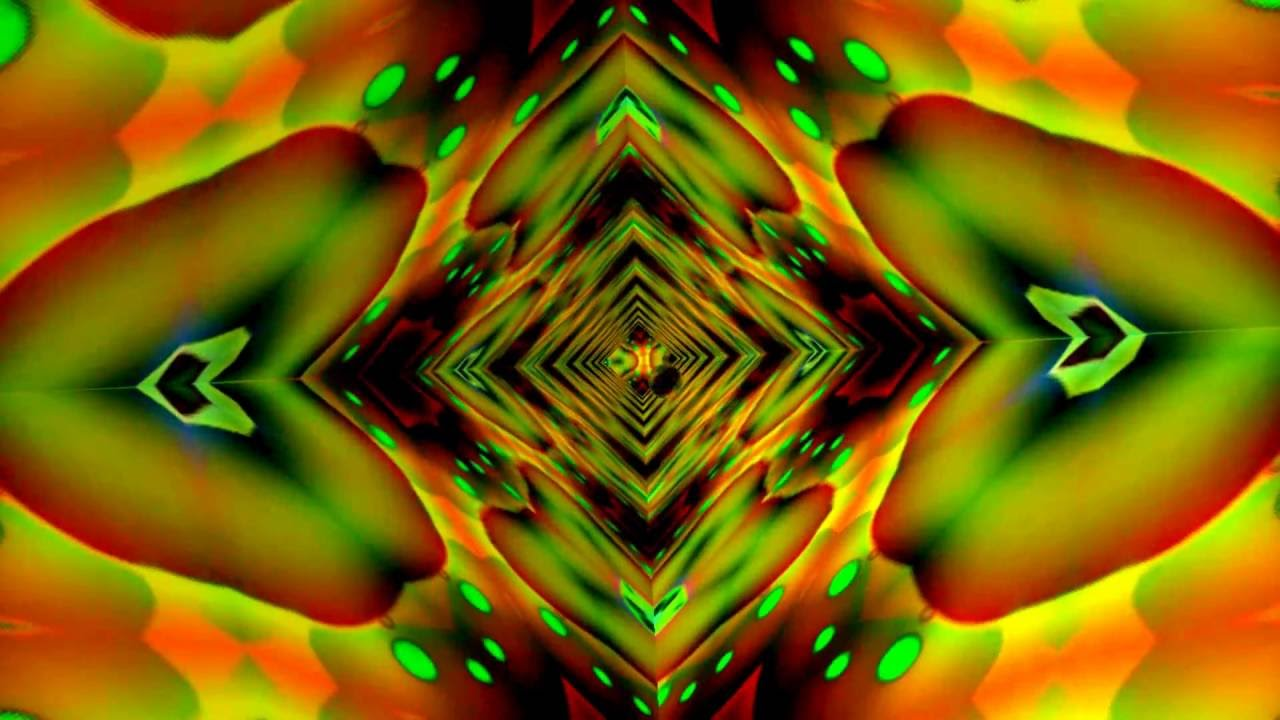 Psychedelic adventure video vj loop visual ub cool - Cool youtube pictures ...