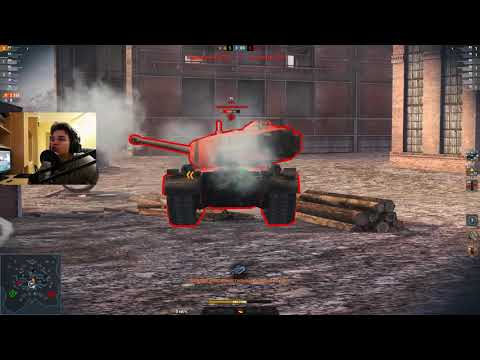 WoT Blitz - Непопулярный Т71 и проклятье аркадного прицела - World of Tanks Blitz (WoTB) thumbnail