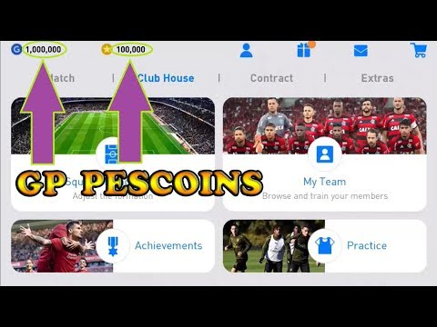 PES  Hack - PES  Cheats - PES  Free Coins and GP (iOS/Android )