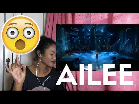 Ailee-Stand Up For Love | Reaction