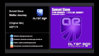 Sunset Slave - Stellar Journey [Alter Ego Progressive]
