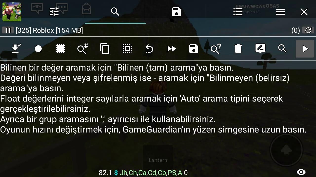Roblox Game Guardian Ultra Mod Menu Script Link Youtube