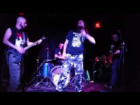 The Judas Cradle debut @ The Full Moon Club