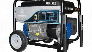 Westinghouse WH5500 Portable Generator, 5500 Running Watts 6750 Starting Watts 2