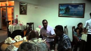 피지 난디시의  최고급 중식당