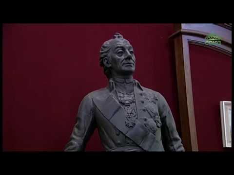 В Санкт-Петербурге открылась выставка «Суворов и современность».