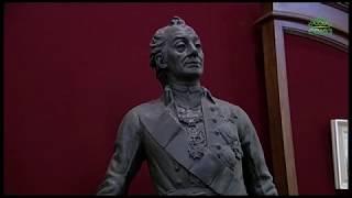 Смотреть видео В Санкт-Петербурге открылась выставка «Суворов и современность». онлайн