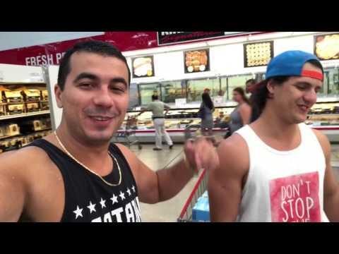 Disneylândia dos Marombas nos Estados Unidos é passear no supermercado!!!