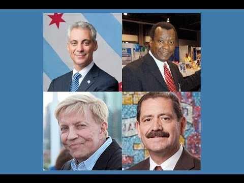 Chicago Tonight | 2015 Mayoral Candidate Forum Live Stream