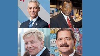Chicago Tonight   2015 Mayoral Candidate Forum Live Stream