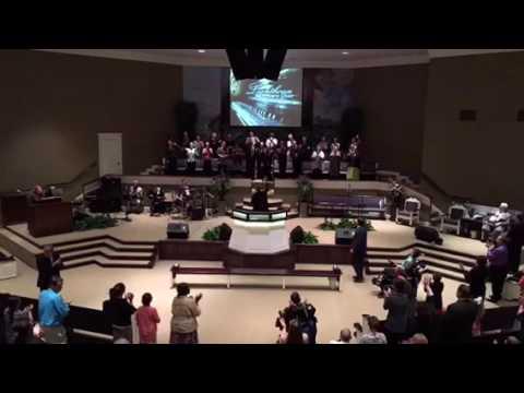 Lighthouse Sanctuary Choir: Baptize Me Jesus!