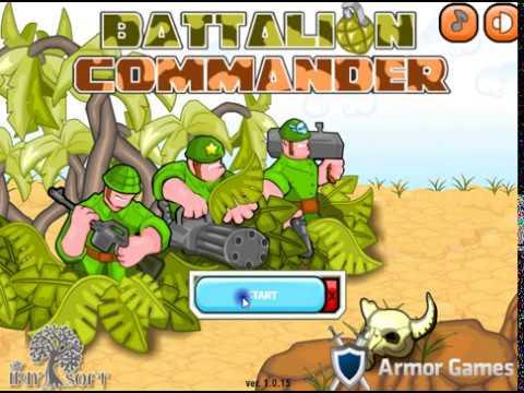 Battalion Commander (Full Game)