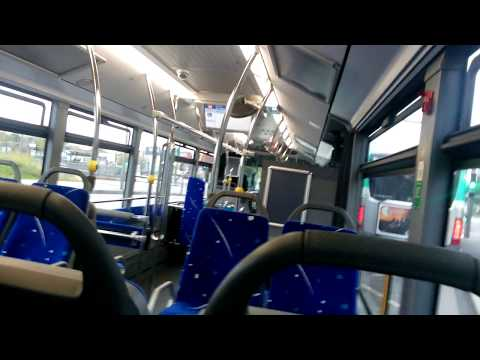 Bus 34 - Chaville to Centre Commercial Velizy (Transport Ile de France)